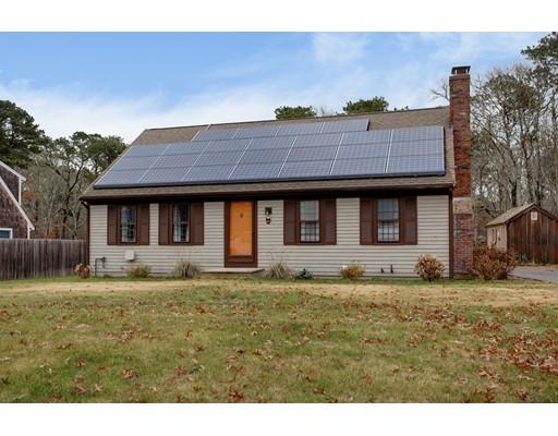 Maison unifamiliale pour l Vente à 44 Hillcrest Drive 44 Hillcrest Drive Harwich, Massachusetts 02645 États-Unis