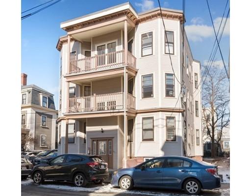 Multi-Family Home for Sale at 361 Washington Street 361 Washington Street Cambridge, Massachusetts 02139 United States