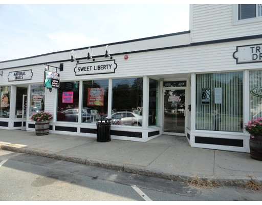 Commercial للـ Rent في 420 Boston Road 420 Boston Road Billerica, Massachusetts 01821 United States