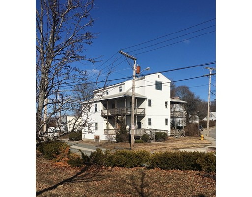 Multi-Family Home for Sale at 1604 Commercial Street 1604 Commercial Street Weymouth, Massachusetts 02189 United States