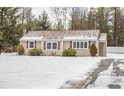 Single Family Home for Sale at 111 Logtown Road 111 Logtown Road Amherst, Massachusetts 01002 United States