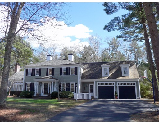 Single Family Home for Sale at 50 Rogers Way 50 Rogers Way Duxbury, Massachusetts 02332 United States