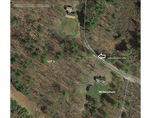 Land for Sale at 1 RAMSHORN ROAD Charlton, Massachusetts 01507 United States