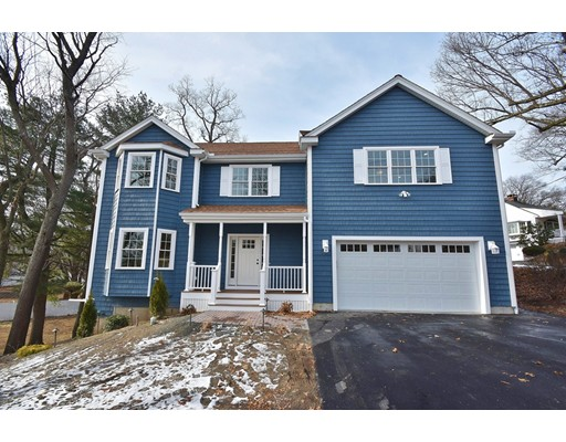 Single Family Home for Sale at 39 Curve Road 39 Curve Road Stoneham, Massachusetts 02180 United States