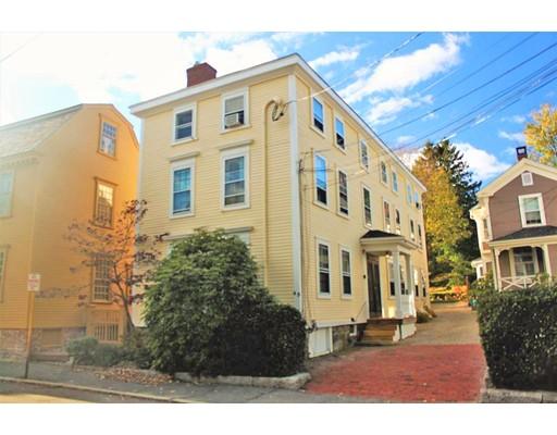Condominium for Sale at 45 Washington Street Marblehead, Massachusetts 01945 United States