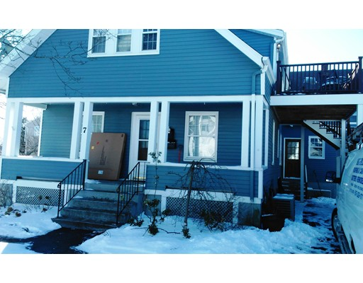Single Family Home for Rent at 7 Murdock Avenue Quincy, 02169 United States