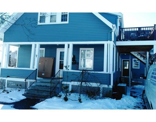 Casa Unifamiliar por un Alquiler en 7 Murdock Avenue Quincy, Massachusetts 02169 Estados Unidos