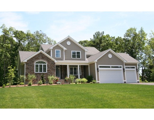 Maison unifamiliale pour l Vente à 55 Starr Lane 55 Starr Lane Rehoboth, Massachusetts 02769 États-Unis
