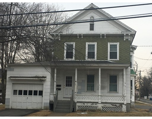 Multi-Family Home for Sale at 30 Pleasant Street 30 Pleasant Street Easthampton, Massachusetts 01027 United States