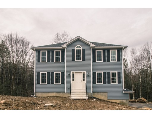 Single Family Home for Sale at 13 Debbie Drive Spencer, Massachusetts 01562 United States