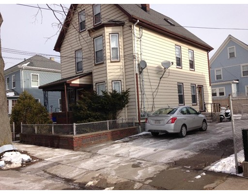 Single Family Home for Rent at 38 Eustis Street Quincy, 02170 United States