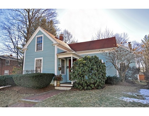 Single Family Home for Sale at 21 Tolman Street 21 Tolman Street Sharon, Massachusetts 02067 United States