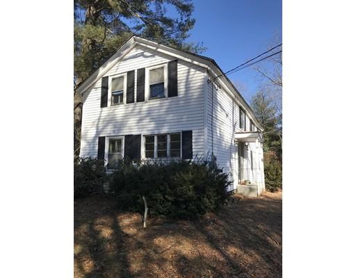独户住宅 为 销售 在 92 Old Webster Road 92 Old Webster Road Oxford, 马萨诸塞州 01540 美国