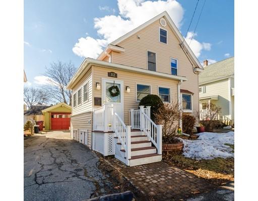 独户住宅 为 销售 在 112 Endicott Street 112 Endicott Street Lowell, 马萨诸塞州 01854 美国