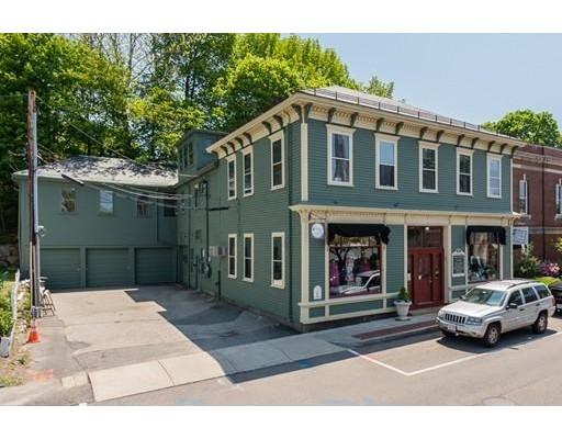 Comercial por un Alquiler en 28 South Street 28 South Street Hingham, Massachusetts 02043 Estados Unidos