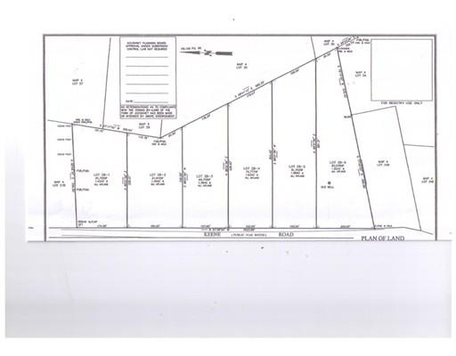 土地,用地 为 销售 在 28 Keene Road 28 Keene Road Acushnet, 马萨诸塞州 02743 美国