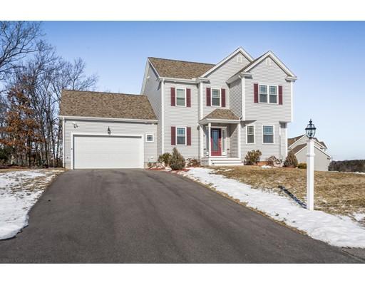 Single Family Home for Sale at 39 Glenside Drive 39 Glenside Drive Blackstone, Massachusetts 01504 United States