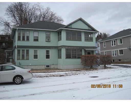 Casa Unifamiliar por un Alquiler en 52 Beaverbrook Pkwy Worcester, Massachusetts 01603 Estados Unidos