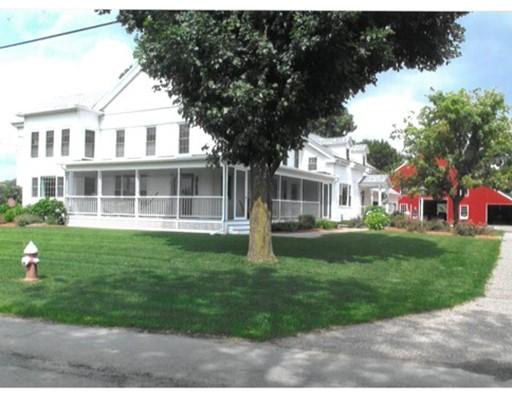 Частный односемейный дом для того Продажа на 24 Depot Road 24 Depot Road Hatfield, Массачусетс 01038 Соединенные Штаты