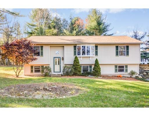 Maison unifamiliale pour l Vente à 341 Heywood Road 341 Heywood Road Ashby, Massachusetts 01431 États-Unis