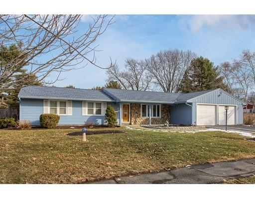 Casa Unifamiliar por un Venta en 3 Antrim Road 3 Antrim Road Peabody, Massachusetts 01960 Estados Unidos