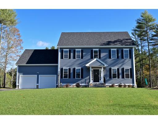 Maison unifamiliale pour l Vente à 63 Box Turtle Drive 63 Box Turtle Drive Rochester, Massachusetts 02770 États-Unis