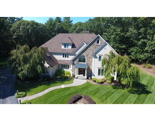 独户住宅 为 销售 在 11 Kates Lane 11 Kates Lane Boxford, 马萨诸塞州 01921 美国
