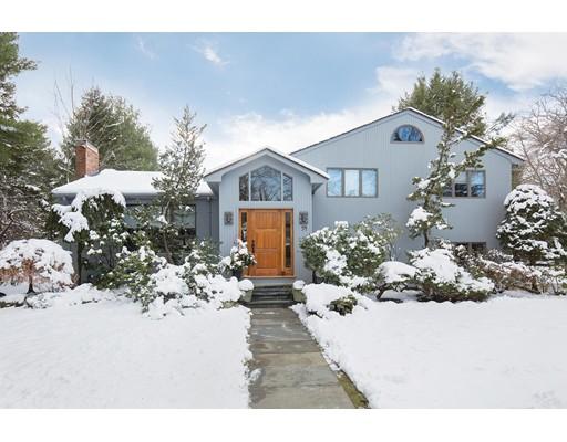 独户住宅 为 销售 在 54 Oakvale Road 54 Oakvale Road 牛顿, 马萨诸塞州 02468 美国