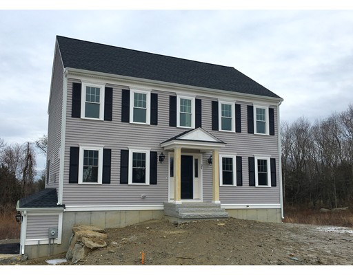 Single Family Home for Sale at 2 Windward Way Swansea, Massachusetts 02777 United States