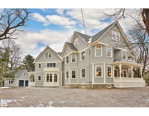 独户住宅 为 销售 在 33 Mossfield Road 33 Mossfield Road 牛顿, 马萨诸塞州 02468 美国