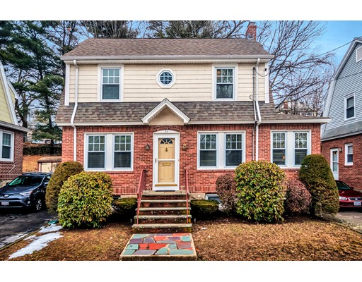 Single Family Home for Sale at 23 Stearns Road 23 Stearns Road Boston, Massachusetts 02132 United States