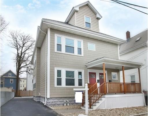独户住宅 为 出租 在 22 Clark Street Somerville, 02143 美国