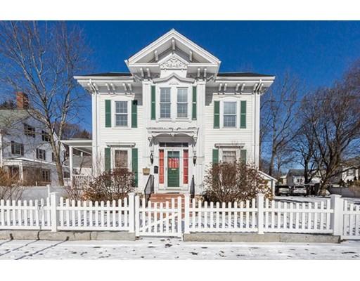 متعددة للعائلات الرئيسية للـ Sale في 22 Poplar Street 22 Poplar Street Danvers, Massachusetts 01923 United States
