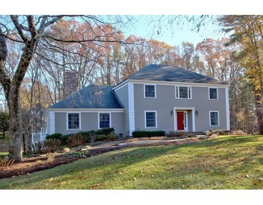 Частный односемейный дом для того Продажа на 26 Suffolk Road 26 Suffolk Road Sudbury, Массачусетс 01776 Соединенные Штаты