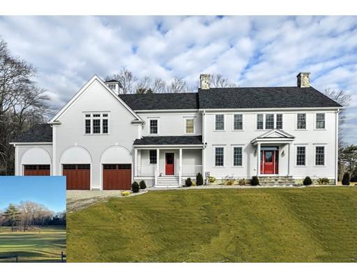 Частный односемейный дом для того Продажа на 188 Harrison Street 188 Harrison Street Duxbury, Массачусетс 02332 Соединенные Штаты