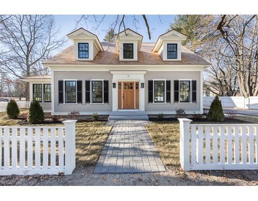Casa Unifamiliar por un Venta en 5 Moseley 5 Moseley Newburyport, Massachusetts 01950 Estados Unidos