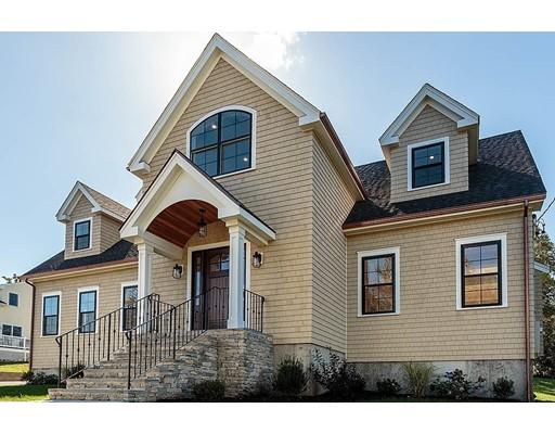 Частный односемейный дом для того Продажа на 119 Ridgewood Road 119 Ridgewood Road Milton, Массачусетс 02186 Соединенные Штаты