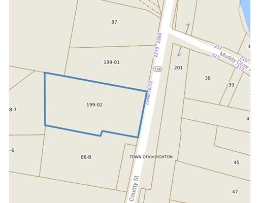 أراضي للـ Sale في County Street County Street Dighton, Massachusetts 02715 United States