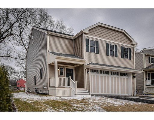 Single Family Home for Sale at 6 Spooner Avenue 6 Spooner Avenue Natick, Massachusetts 01760 United States