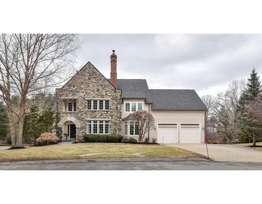 Einfamilienhaus für Verkauf beim 7 Southfield Court 7 Southfield Court Needham, Massachusetts 02492 Vereinigte Staaten