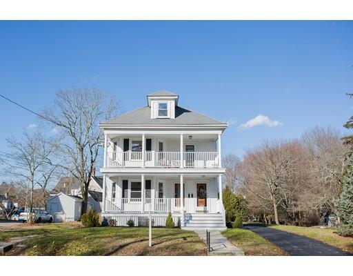 Casa Multifamiliar por un Venta en 84 Park Avenue 84 Park Avenue Whitman, Massachusetts 02382 Estados Unidos