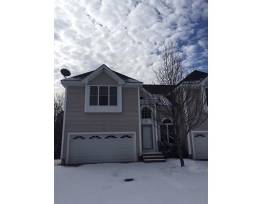 Casa unifamiliar adosada (Townhouse) por un Alquiler en 61 Knowlton Circle #61 61 Knowlton Circle #61 Upton, Massachusetts 01568 Estados Unidos