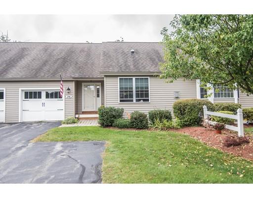 Appartement en copropriété pour l Vente à 26 Cottage #26 26 Cottage #26 Hampstead, New Hampshire 03826 États-Unis