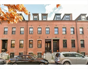 4 Ringgold  is a similar property to 4 Acorn St  Boston Ma