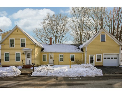Single Family Home for Sale at 16 High Street 16 High Street Pepperell, Massachusetts 01463 United States