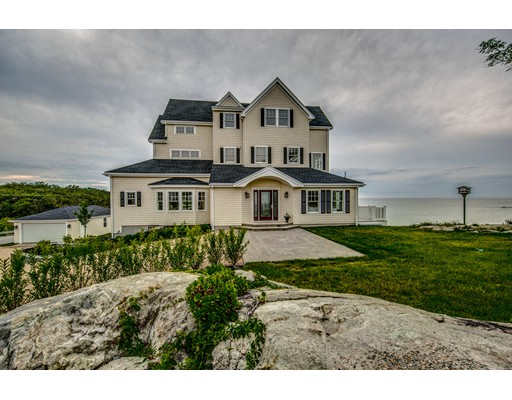 Single Family Home for Sale at 399 Atlantic Avenue Cohasset, 02025 United States