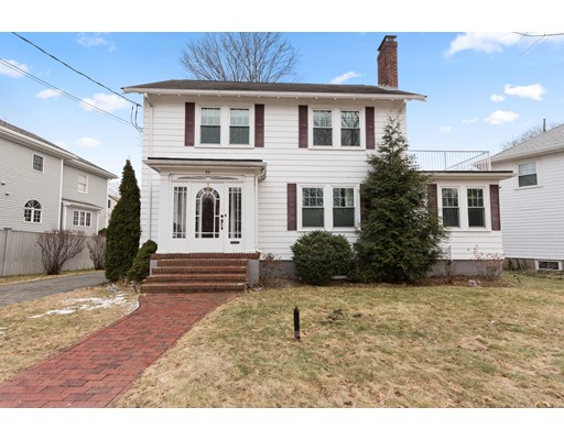 Частный односемейный дом для того Продажа на 50 Chilton Street 50 Chilton Street Belmont, Массачусетс 02478 Соединенные Штаты