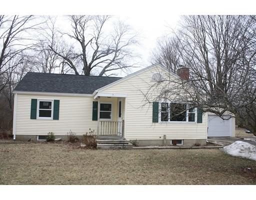 独户住宅 为 销售 在 84 Hadley Street 84 Hadley Street South Hadley, 马萨诸塞州 01075 美国