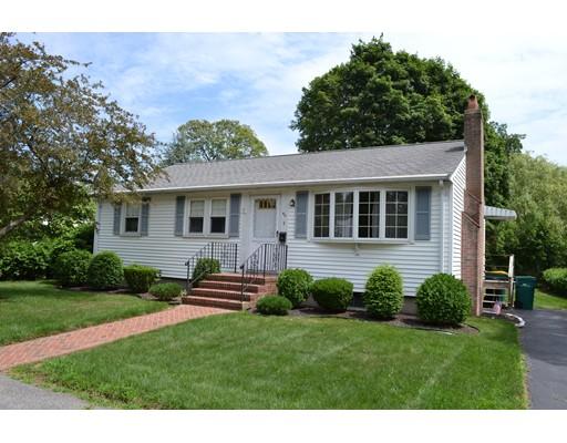 Частный односемейный дом для того Аренда на 40 Franklin Street 40 Franklin Street Norwood, Массачусетс 02062 Соединенные Штаты