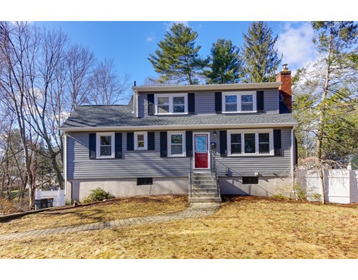 Single Family Home for Sale at 37 Fraser Road 37 Fraser Road Framingham, Massachusetts 01702 United States